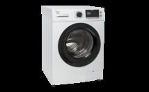 Lava e Seca Storm Wash Midea 10,2 KG Inverter Branca porta Preta