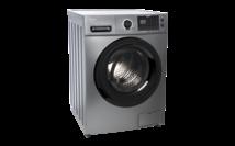 Lava e Seca Storm Wash Midea 10,2 KG Inverter Grafite porta Preta